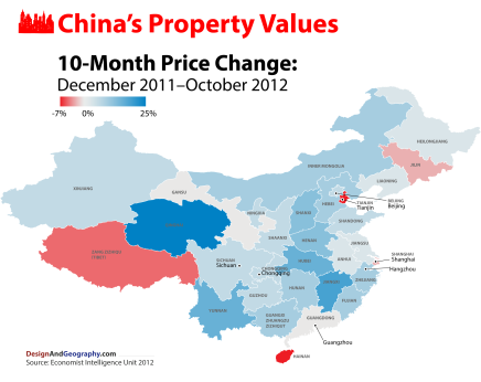 Is China's Property Bubble Bursting? What recent data tells us…