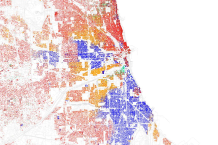 Knowing your place: Segregation in UScities.