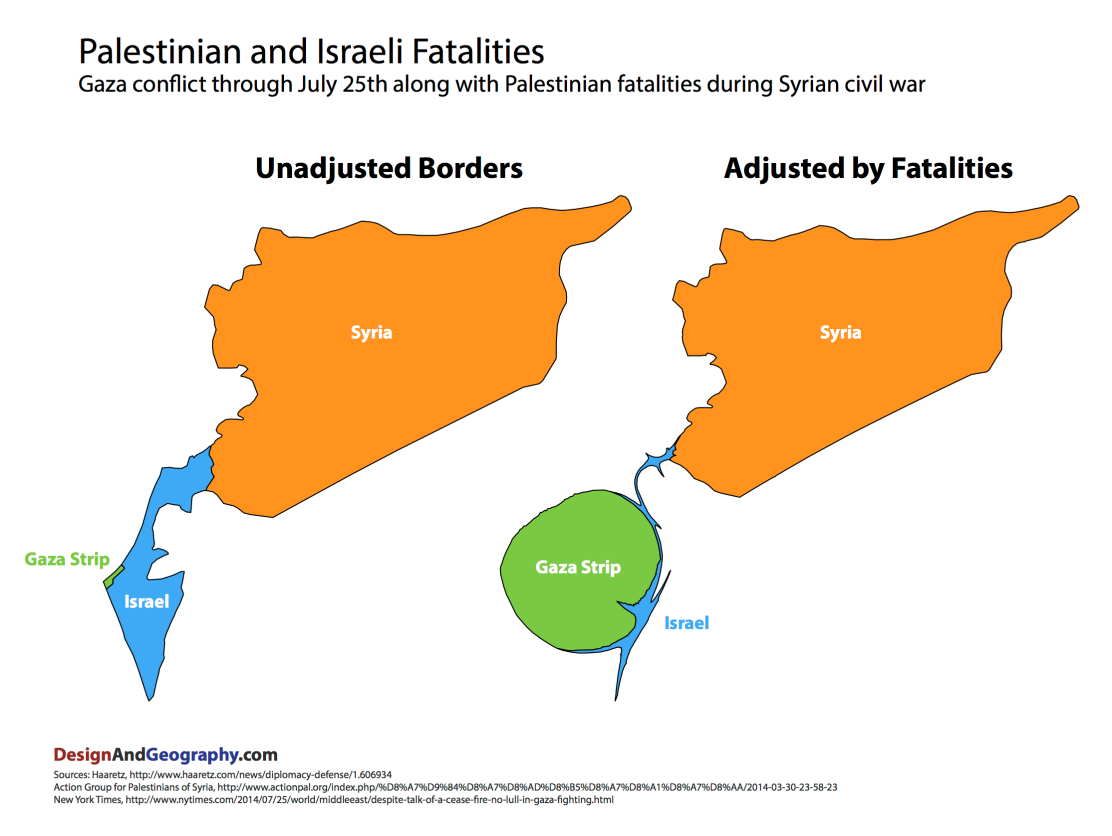 fatalities_syria_israel_Map